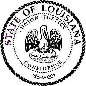 Abita Springs Louisiana Notary Public Seal
